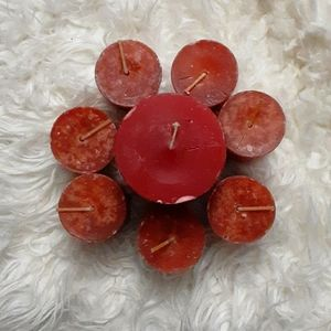 Bundle of 8 Scented Candles